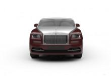 Rolls-Royce Wraith Black Badge (2016-2016) Front