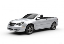 Chrysler Sebring Cabrio 2.7 Automatik (2008-2010) Front + links