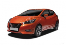 Nissan Micra 1.0 (2016-2017) Front + links