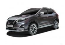 Nissan Qashqai 1.2 DIG-T (seit 2017) Front + links