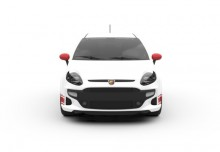 Abarth Punto 1.4 Abarth 16V Multiair (2012-2012) Front