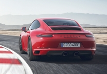 Porsche 911 Carrera GTS (seit 2017) Heck