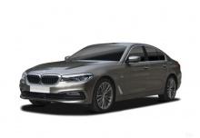 BMW 525d Aut. (seit 2017) Front + links