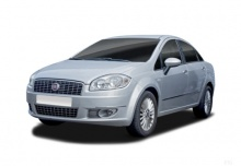 Fiat Linea 1.6 Multijet 16V (2009-2011) Front + links