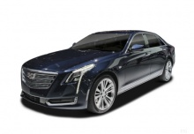 Cadillac CT6 3.0 V6 TWIN-TURBO AWD (seit 2016) Front + links