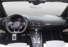 Audi TT RS Roadster (2017-2017) Armaturenbrett