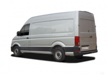 VW Crafter 30 TDI VA (seit 2017) Heck + links