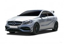 Mercedes-Benz AMG A 45 4Matic AMG Speedshift 7G-DCT (seit 2015) Front + links