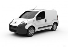 Citroen Nemo 1.4 i (2012-2014) Front + links