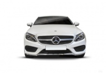 Mercedes-Benz C 400 Cabrio 4Matic 9G-TRONIC (seit 2016) Front