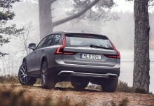 Volvo V90 Cross Country T5 AWD Geartronic (seit 2016) Heck + links
