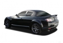 Mazda RX-8 (2010-2010) Heck + links