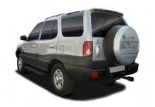 Tata Safari 2.2 16V Turbodiesel (2009-2012) Heck + links