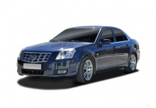 Cadillac BLS 1.9 D DPF Automatik (2007-2010) Front + links