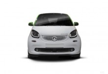 Smart smart fortwo coupe electric drive (seit 2017) Front