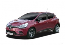 Renault Clio Energy TCe 120 (seit 2016) Front + links