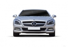 Mercedes-Benz SL 350 7G-TRONIC (2011-2014) Front
