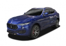 Maserati Levante (2016-2016) Front + links