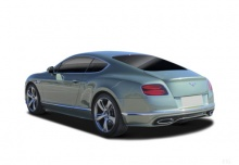 Bentley Continental GT Speed (2016-2016) Heck + links