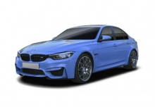 BMW M3 (2016-2016) Front + links