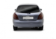 Nissan Almera 1.5 dCi (2003-2005) Heck