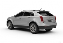 Cadillac SRX 3.6 V6 AWD (2014-2014) Heck + links
