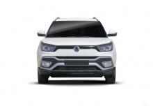 Ssangyong XLV e-XGi 160 2WD (seit 2016) Front