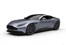Aston Martin DB11 Coupe Touchtronic (seit 2016) Front + links