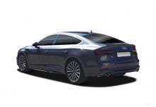 Audi A5 Sportback 2.0 TFSI (2017-2017) Heck + links