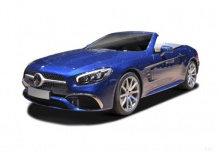 Mercedes-Benz SL 500 9G-TRONIC (2017-2017) Front + links