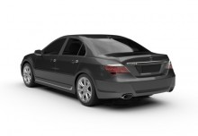 Honda Legend 3.7 V6 SH-AWD (2008-2010) Heck + links