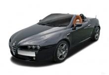 Alfa Romeo Alfa Spider 3.2 JTS V6 24V Q4 Aut. (2010-2011) Front + links