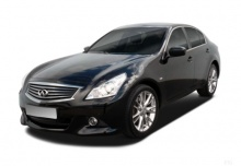Infiniti G37 AWD Aut. (2012-2012) Front + links