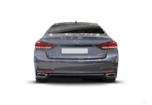 Hyundai Genesis Sportlimousine 3.8 V6 GDI (2014-2014) Heck