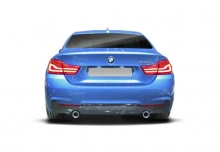 BMW 440i Coupe (seit 2017) Heck
