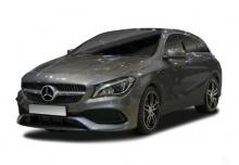 Mercedes-Benz CLA Shooting Brake 220 4Matic 7G-DCT (seit 2016) Front + links
