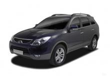 Hyundai ix55 3.0 V6 CRDi (2011-2012) Front + links