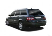 Fiat Stilo Multi Wagon 1.9 JTD Multijet 8V (2006-2007) Heck + links