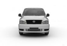 Toyota HiAce D-4D 4x4 (2008-2010) Front