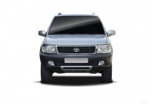 Tata Safari 2.2 16V Turbodiesel (2009-2012) Front