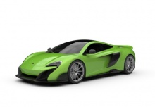 McLaren 675LT (2015-2015) Front + links