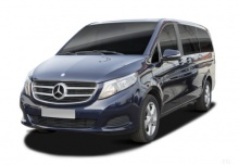 Mercedes-Benz V 250 BlueTEC lang 7G-TRONIC (seit 2014) Front + links