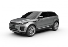 Land Rover Range Rover Evoque Coupe Si4 (seit 2016) Front + links