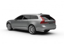 Volvo V90 T8 Twin Engine AWD (seit 2017) Heck + links