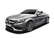 Mercedes-Benz AMG C 63 Cabrio AMG Speedshift 7G-MCT (seit 2016) Front + links