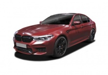 BMW M5 (2017-2017) Front + links
