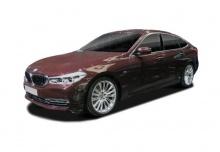 BMW 630i Gran Turismo (seit 2017) Front + links