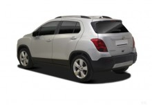 Chevrolet Trax 1.6 (2013-2013) Heck + links
