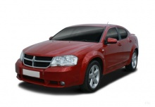 Dodge Avenger 2.0 (2007-2009) Front + links
