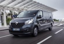Renault Trafic ENERGY dCi 125 Combi (seit 2017) Front + links